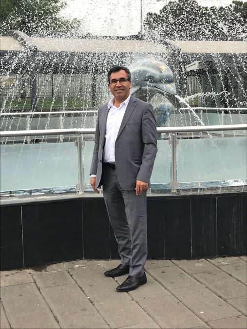 İbrahim, 29, Bursa, Turkey