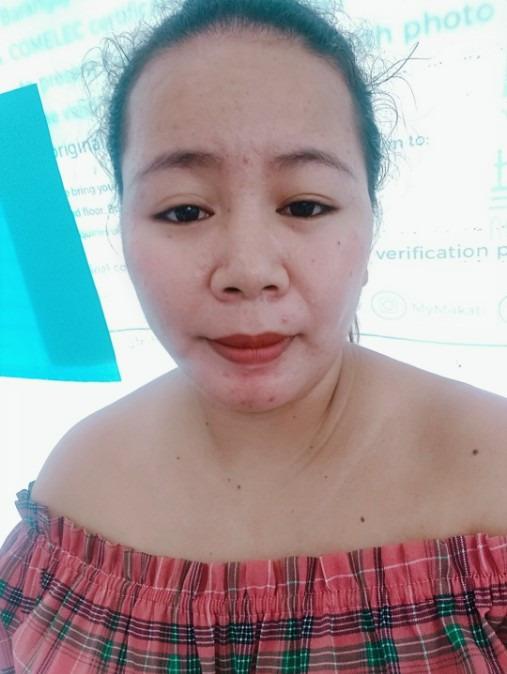 Liza Aguilar, 26, Manila, Philippines