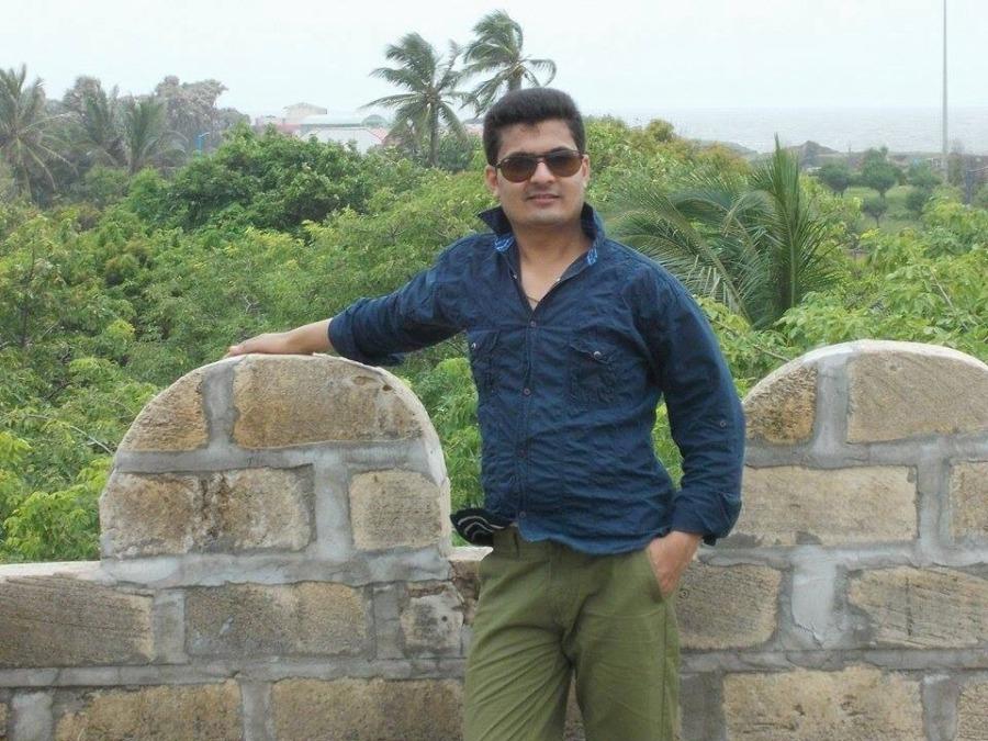 Paresh, 29, Dubai, United Arab Emirates