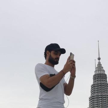 Ahmed, 26, Kuala Lumpur, Malaysia