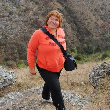 Gala Grozdeva, 51, Chimishliya, Moldova