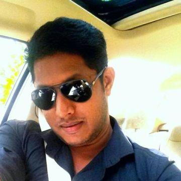 Shine Salim, 33, Dubai, United Arab Emirates