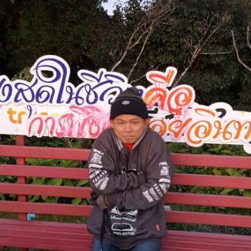 Garin Khumthong, 34, Bangkok, Thailand