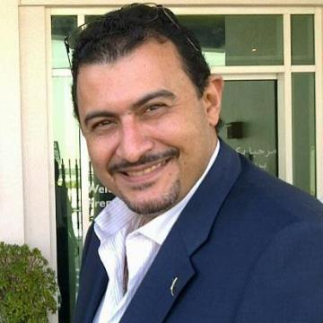 Amr Hamed, 49, Abu Dhabi, United Arab Emirates