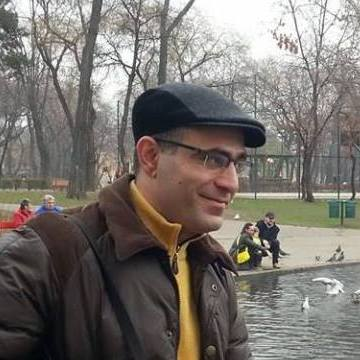 Anar Qasimov, 40, Baku, Azerbaijan