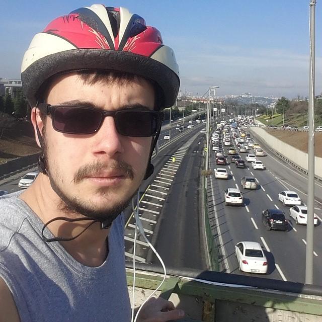 joseph, 26, Istanbul, Turkey