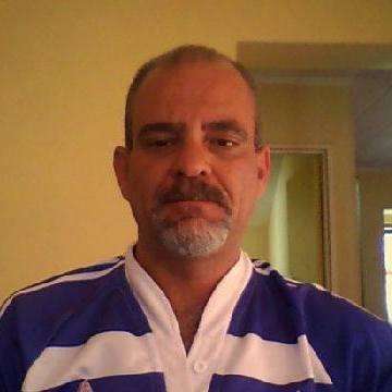Deon Oosthuizen, 53, Rustenburg, South Africa