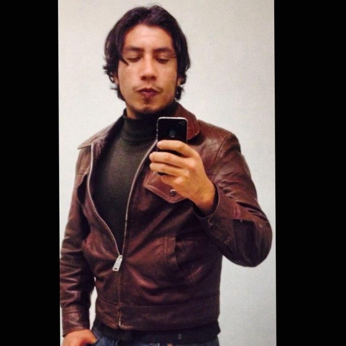 Luis Zavaleta, 35, Monterrey, Mexico