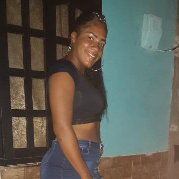 Daniela Alejandra Bello Cortes, 20, Medellin, Colombia
