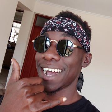 Henry Bill Omondi, 28, Nairobi, Kenya