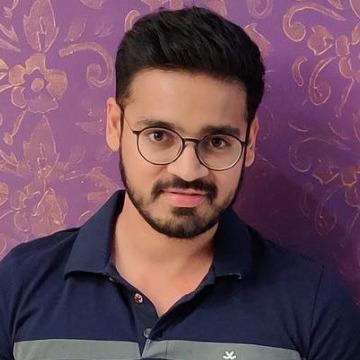 Ankur Chandra, 27, New Delhi, India
