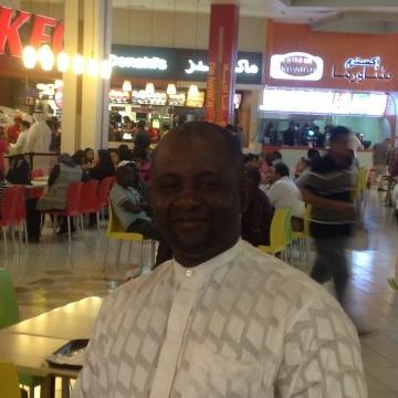 ikpeme, 39, Sharjah, United Arab Emirates