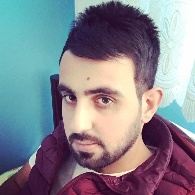 Ali can, 30, Kayseri, Turkey