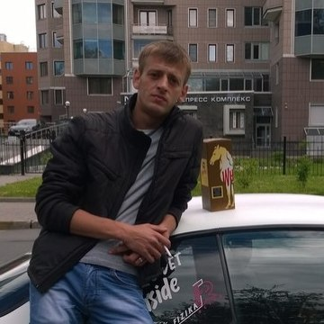 Евгений Юрчик, 36, Gatchina, Russian Federation