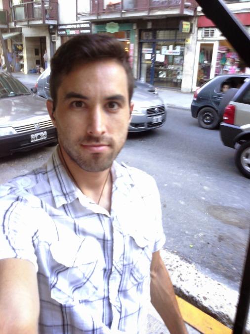 Juan Alejo, 40, Buenos Aires, Argentina