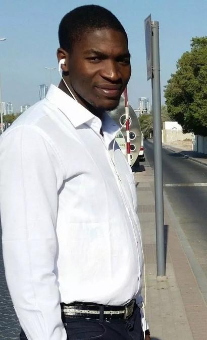 Alfred Ziamah, 28, Germering, Germany