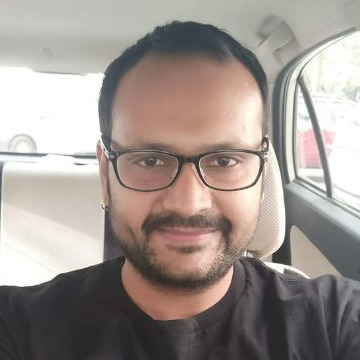 Lalit Agrawal, 31, Indore, India