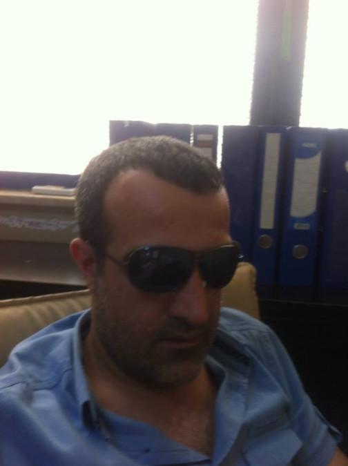 Kadir Kömürcü, 43, Istanbul, Turkey