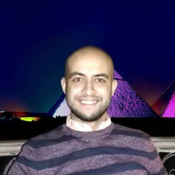 Omar the Egyptian, 26, Tanta, Egypt