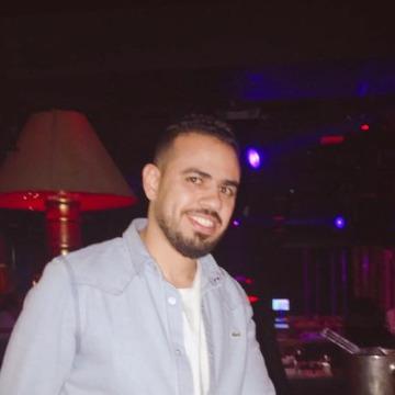 Ahmed Hemdan, 32, Cairo, Egypt