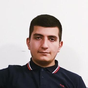 Vahe, 21, Yerevan, Armenia