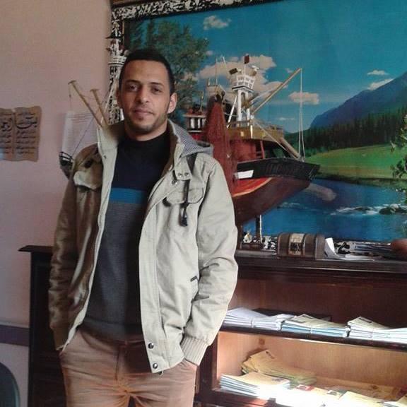 Khalid Khalid, 28, Safi, Morocco