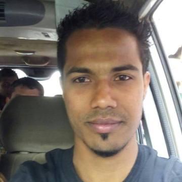 Sarfaraz Shaikh, 28, Mumbai, India