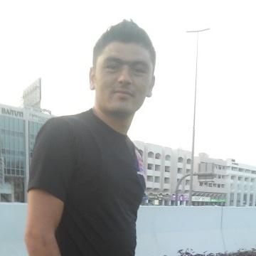 Gulzar Jaturie, 26, Dubai, United Arab Emirates