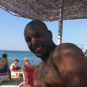 Mohamed Karmy, 30, Hurghada, Egypt