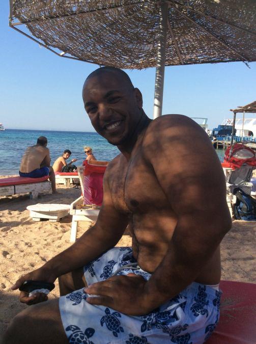 Mohamed Karmy, 31, Hurghada, Egypt