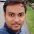 Uday Chandra, 32, Hyderabad, India
