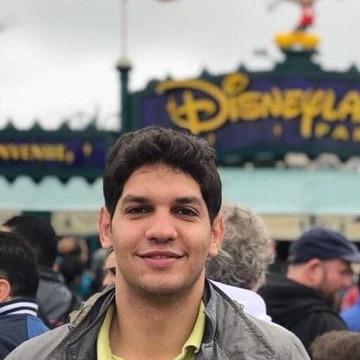 Hassan Mohamed Morsy, 28, Cairo, Egypt