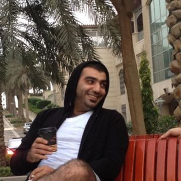 R Al Sayed, 35, Dubai, United Arab Emirates