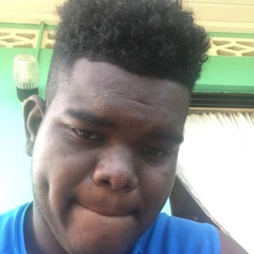 DjRadre Jackson, 20, Kingstown, Saint Vincent and the Grenadines