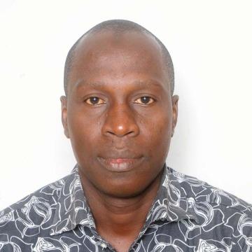 conte, 42, Conakry, Guinea