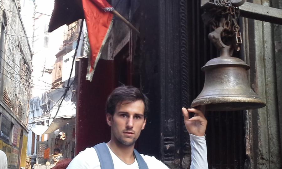 Pep Muntaner Bennasar, 29, Pollensa, Spain