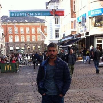 Barış, 35, Istanbul, Turkey