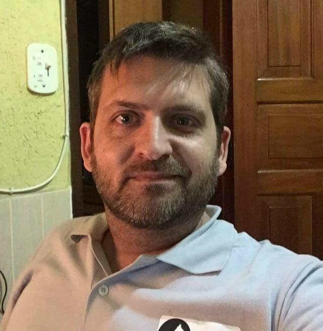 Rogério Coelho, 40, Rio de Janeiro, Brazil