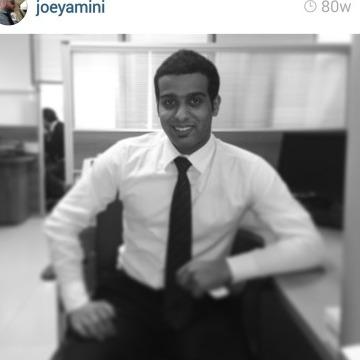 Yousef Salem, 33, Riyadh, Iraq