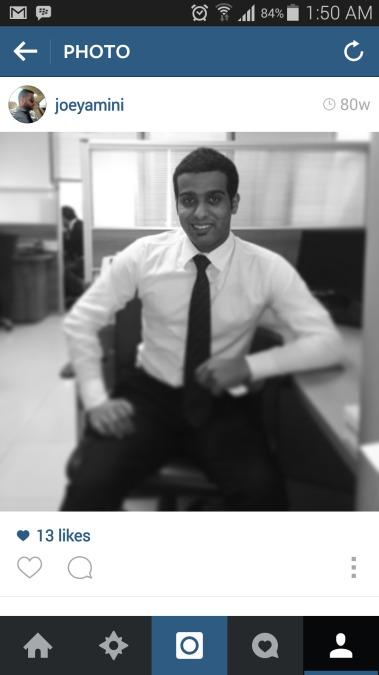 Yousef Salem, 32, Riyadh, Iraq