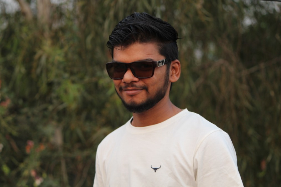 Rahul Kumar Gupta, 28, Bangalore, India