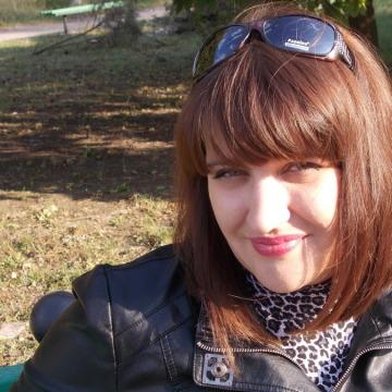 Светлана Бурховецкая, 38, Mariupol', Ukraine