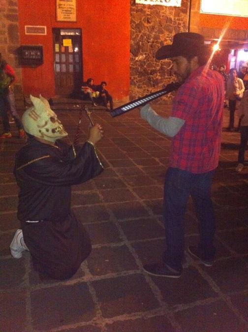 Cosme DI Mariachi Garcia, 31, Mexico City, Mexico