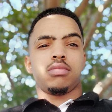 Wendell, 23, Port Elizabeth, South Africa