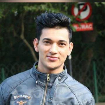 Naveen singh, 22,