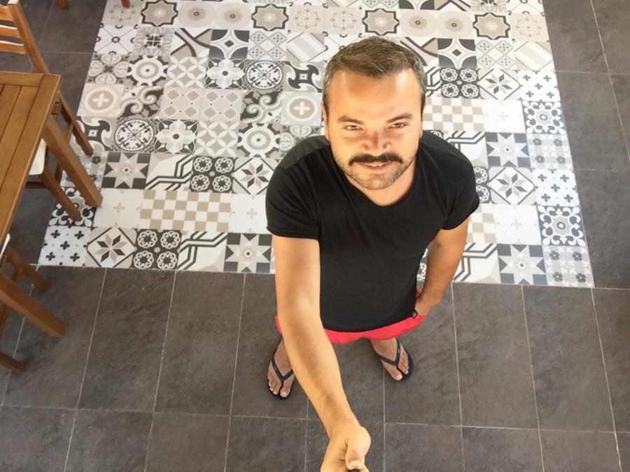 Yusuf Akkin, 41, Antalya, Turkey