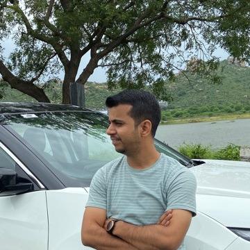 Radheshyam Sharma, 31, Hyderabad, India