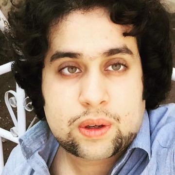 Haider Mufti, 21, Peshawar, Pakistan