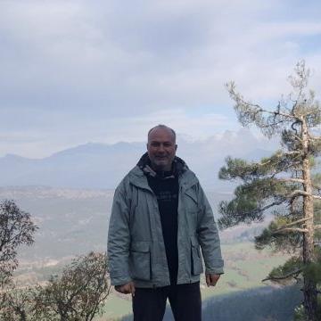 Alone Wulf, 46, Antalya, Turkey