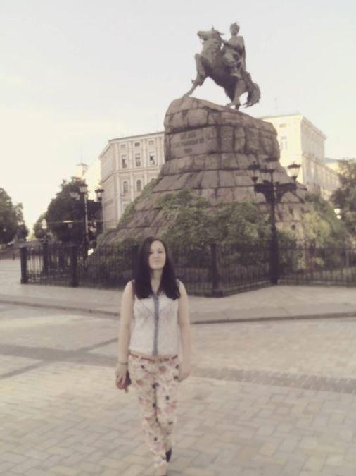 Zoryana Prokopchuk, 26,